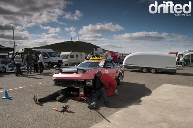S13 200sx Nissan Silvia Mutant Engineering