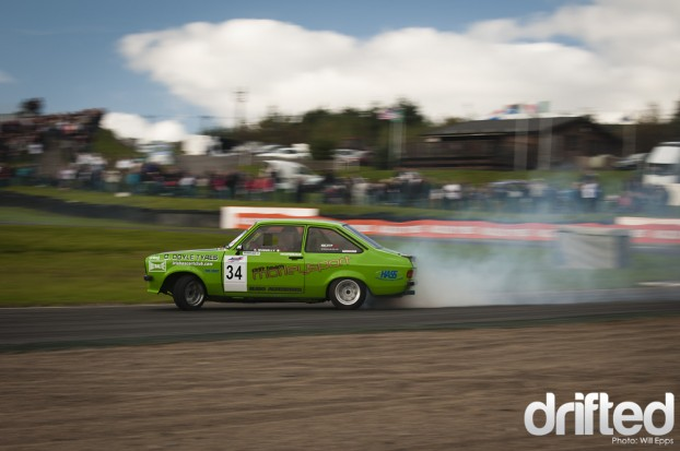 Ford Escort Drift