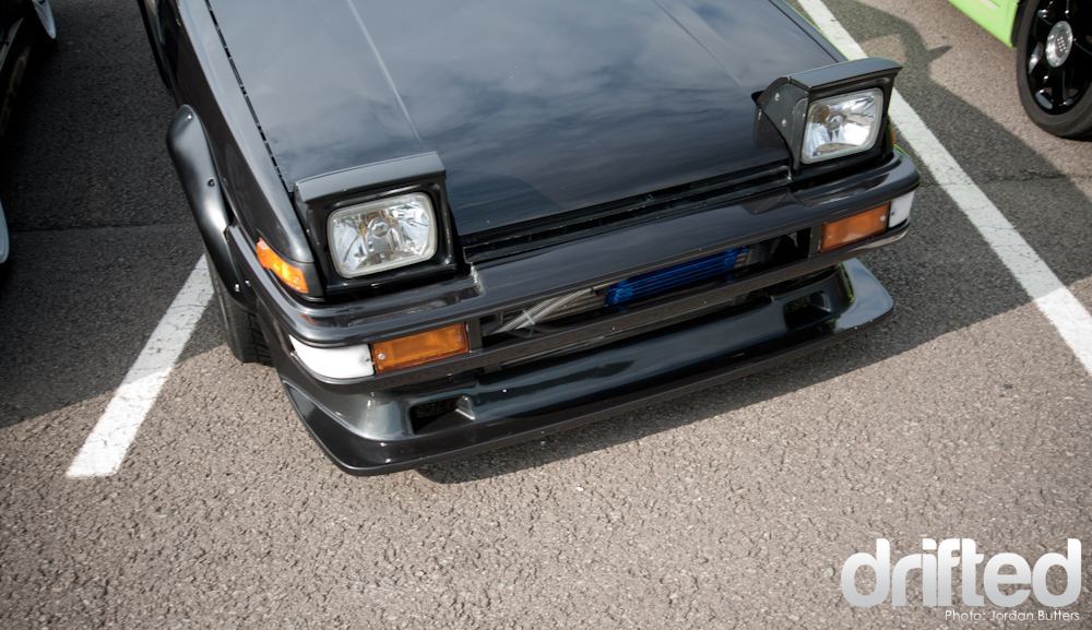 SNAPSHOT: Cheating AE86
