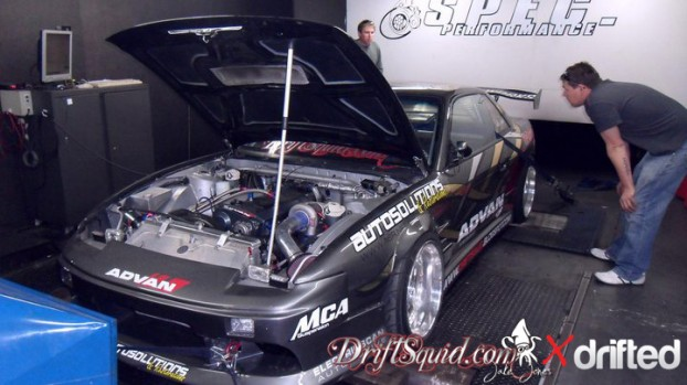 SPEC Dyno Drift