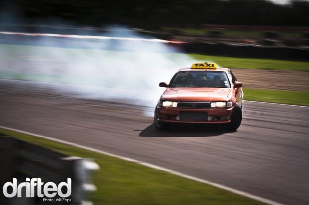Drifting | Drifted - Toyota Chaser Drift Taxi Drifted