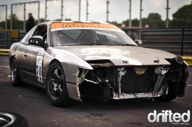 Drifting | Drifted - Nissan S13 200sx Drifted