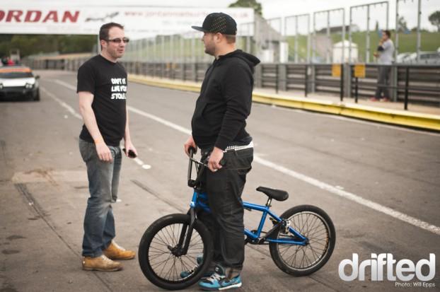 Drifting | Drifted - Dan Chapman BMX Drift