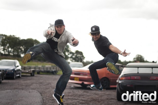 Drifting | Drifted - Josh Allen Will Shoot For Food Daniel Bridle Motormavens