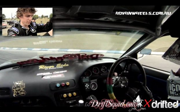 Drifting | Drifted - Driftsquid D1NZ ADVAN