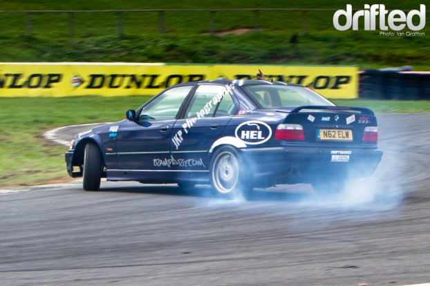 Drifting | Drifted - Tramp Drift BMW e36