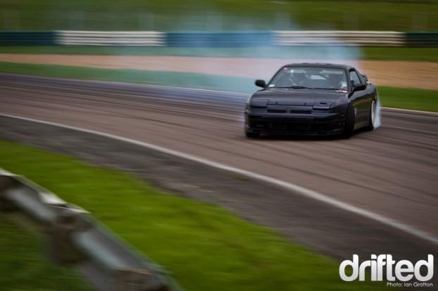 200sx drifting