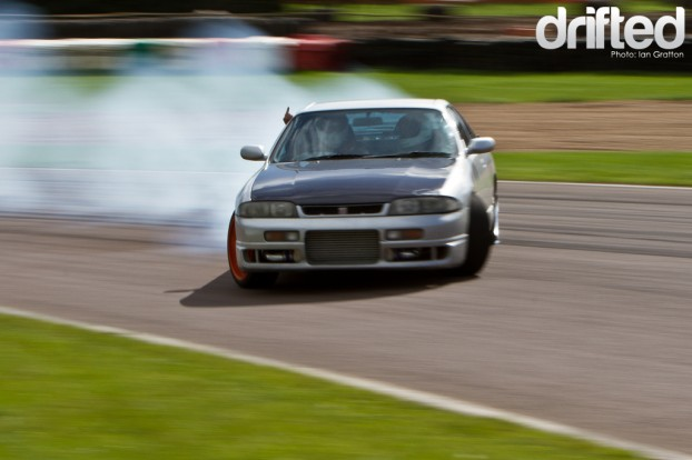 Drifting | Drifted - R33 Skyline GTS-t Drift Mallory Drifted