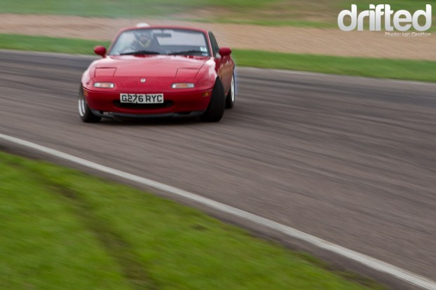 Drifting | Drifted - Mazda MX5 Drift Mallory NA6c Drifted
