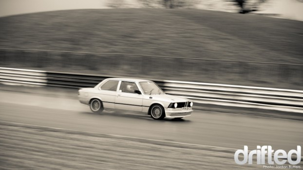 BMW E21 Drift
