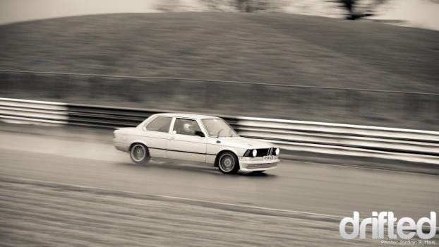BMW E21 Drift