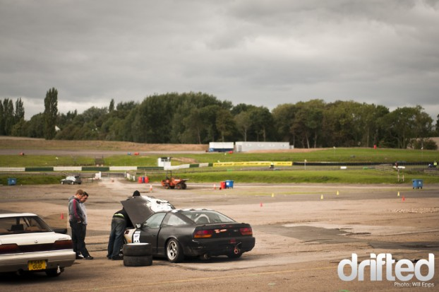 Drifting | Drifted - Nissan 200sx S13 180sx S body drift drifted