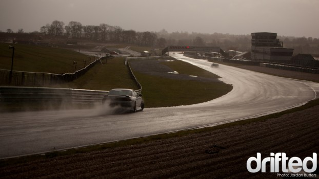 Mallory Park Full Circuit Drift