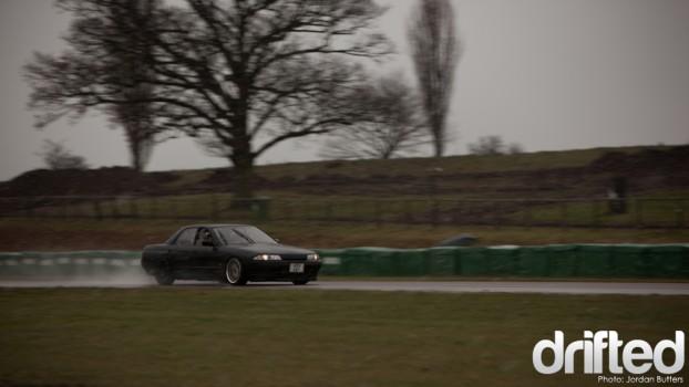 skyline R32 drift