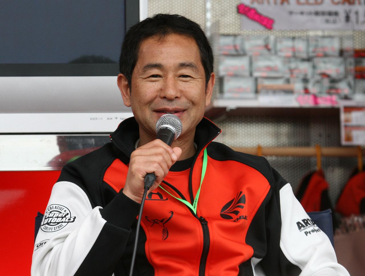 Daijiro Tsuchiya D1GP Quit