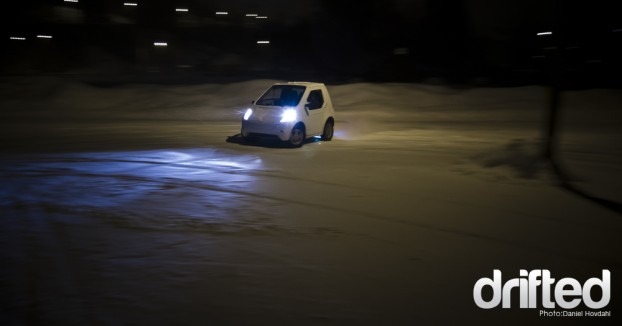 drifting electric car