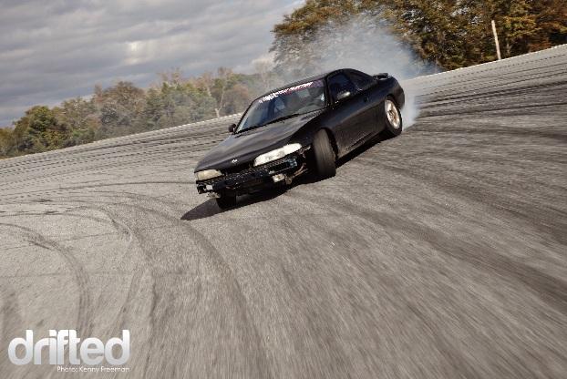 drifting s14