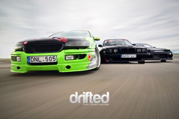 opel drifting
