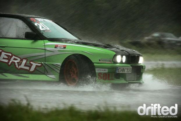 e30 drifting