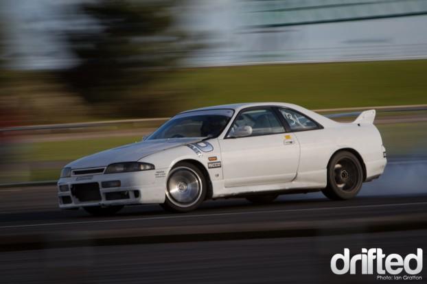 R33 Drifted