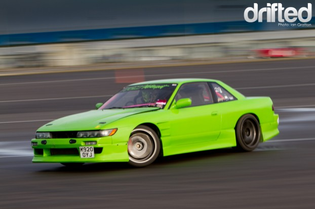 Green S13 Drift Origin