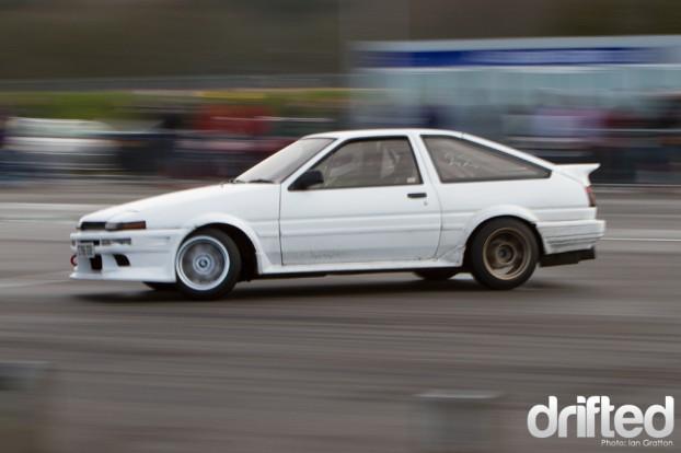 Corolla Trueno Drift