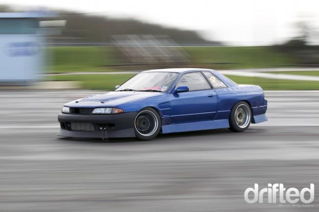 Silverstone drift JDM R32