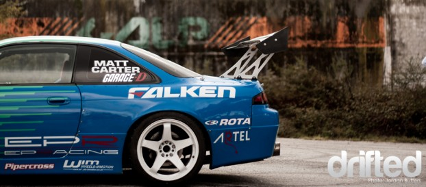 Matt Carter Falken Tire