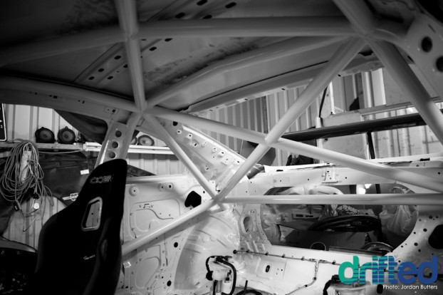 drift roll cage