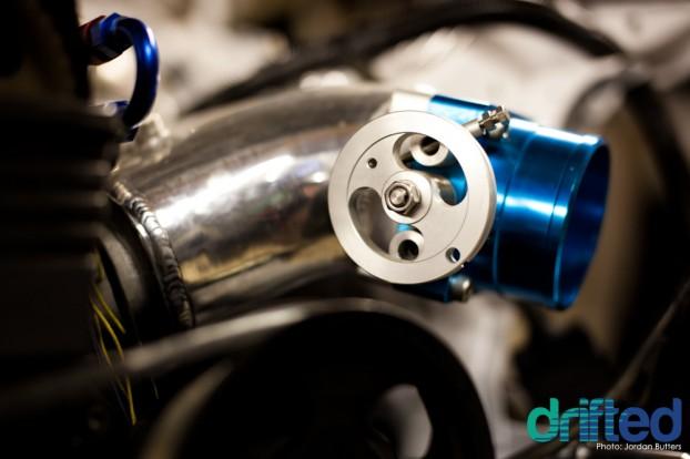 Q45 Throttle