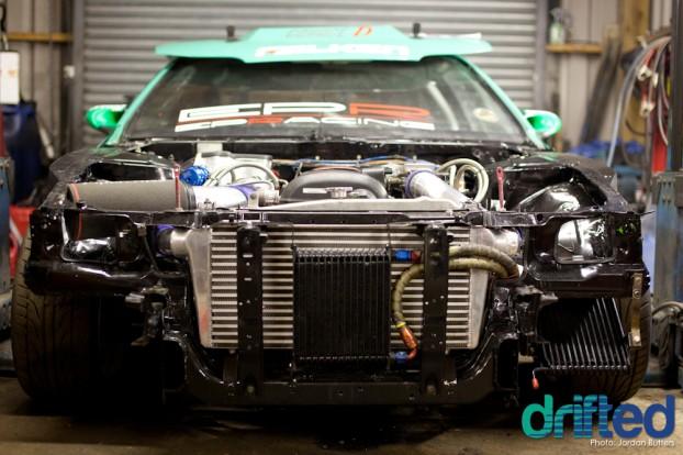 Falken drift S14