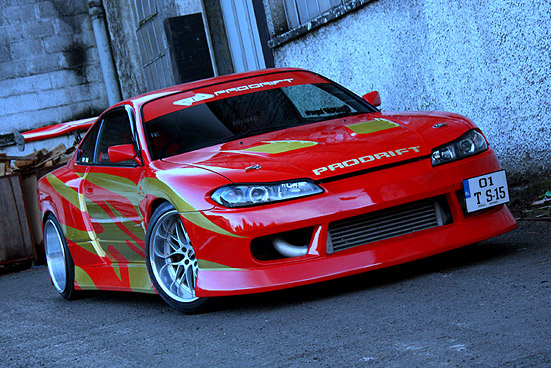 FEATURE: Garage Life BN Sports S15