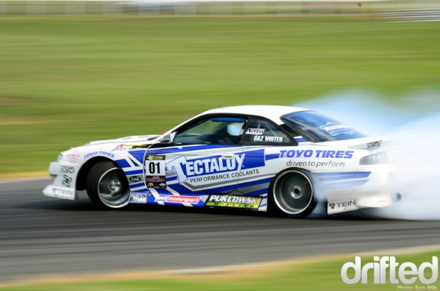 Gaz Whiter S14 D1NZ