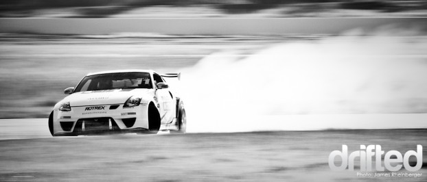 Rob White's 350Z In Action