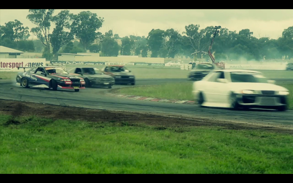 VIDEO: Wreck 'Em Winton Drift Matsuri