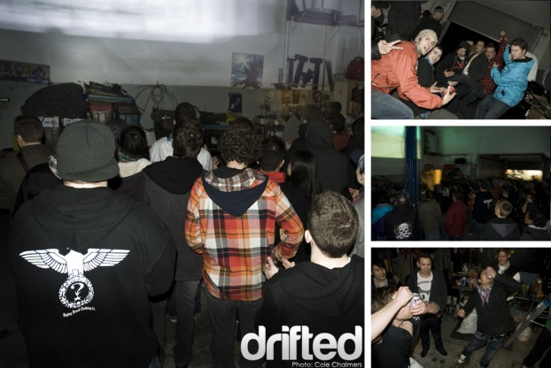 Hi, our name is Drift Union...annd... we like to party!