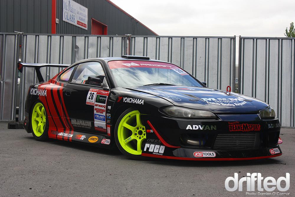 Nissan Silvia S15 JDM tuner