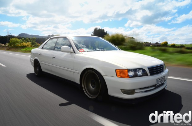 JZX100 Rolling