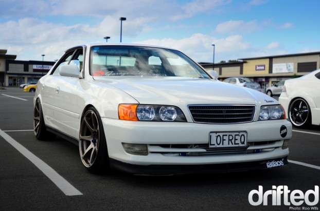 JZX100 Front