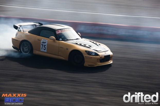 S2000 drift