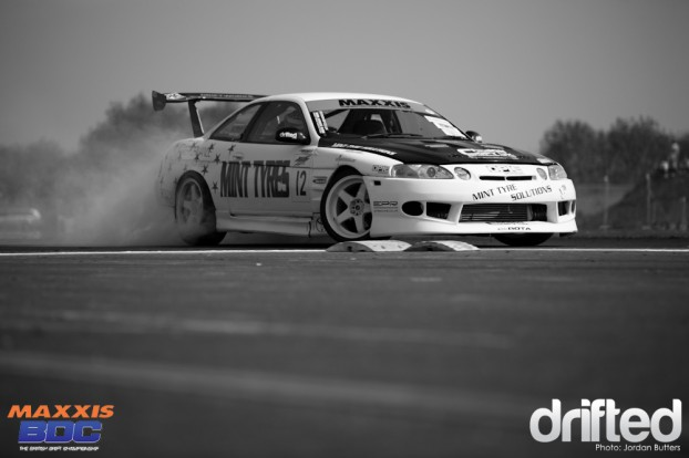 Soarer Drift