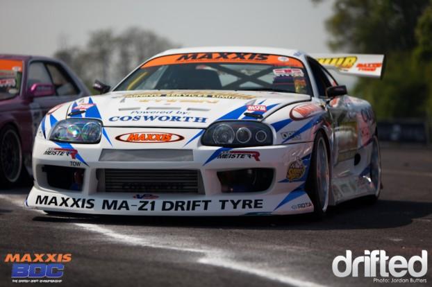Cosworth Maxxis SATS Supra