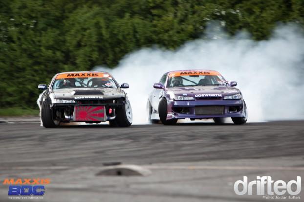 twinning drift