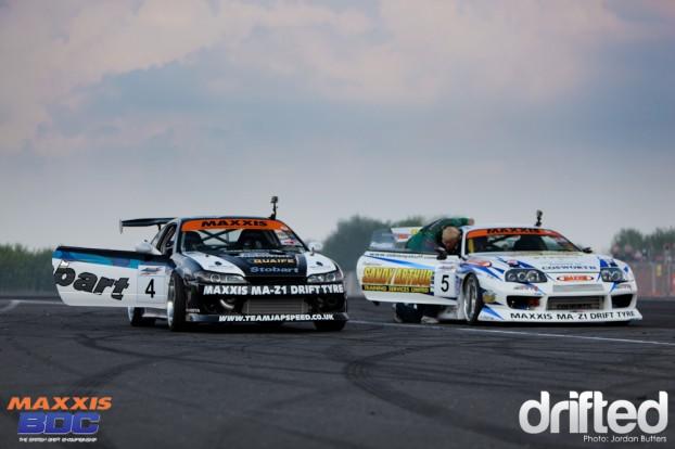 V8 S15 Maxxis