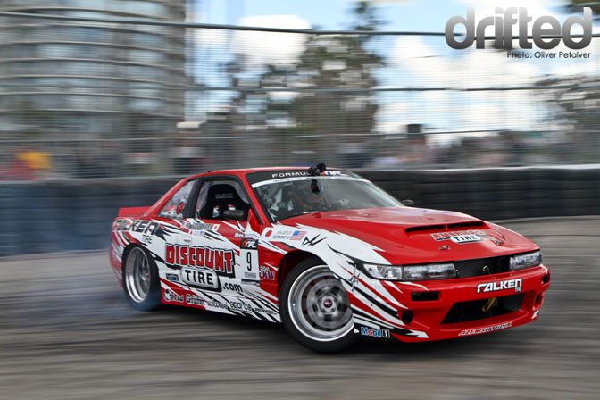 Daijiro S13 V8 Long Beach