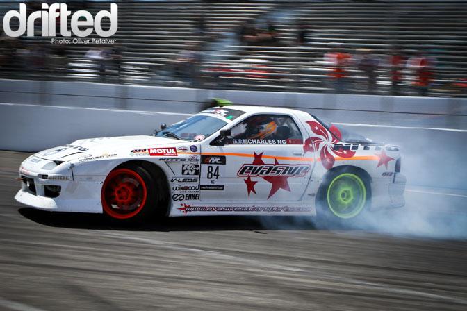 Charles Ng FC3S V8 Long Beach