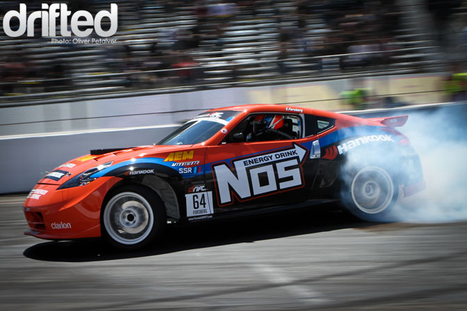 Chris Forsberg 370Z Long Beach