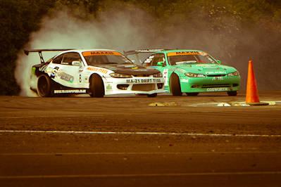 EVENT: British Drift Championship Round 1 – Part II – Super Pro Class