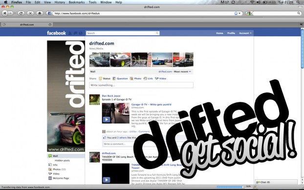 Facebook Drift
