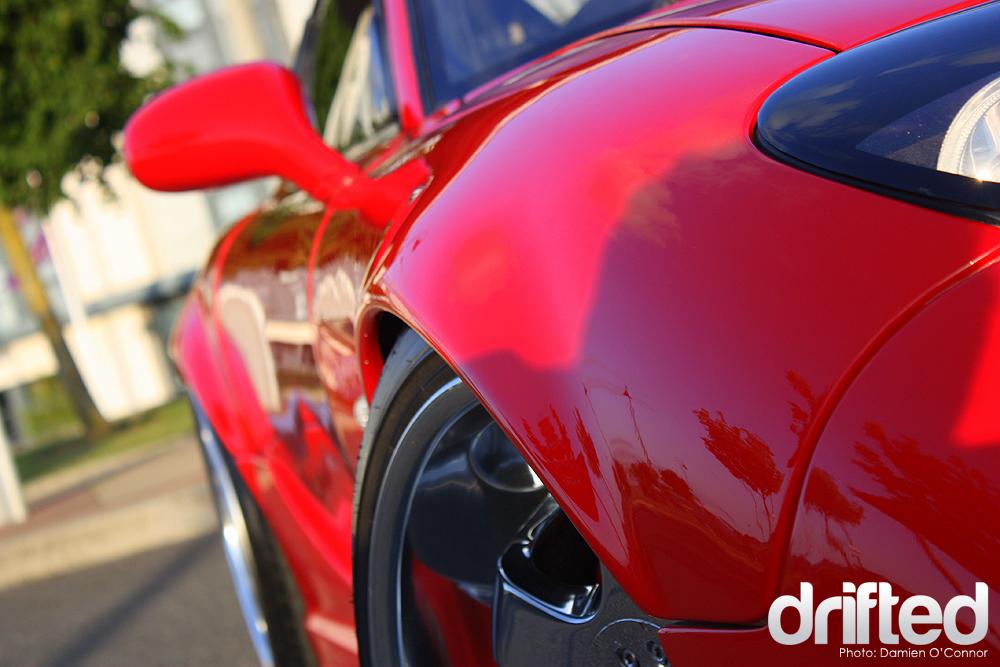 Mazda RX7 FD3s Drifted a Family affair car feature